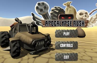 Apocalypse Rush – Global Game Jam 2020